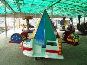 Fighter Plane | Amusement rides Manufacturer in bangladesh dhaka