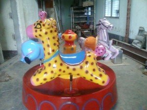 Three in One Kiddie Ride | Theme Park Equipment Manufacturer in bangladesh