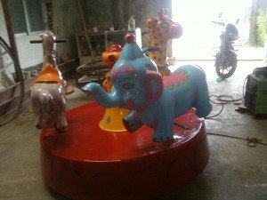 Three in One Kiddie Ride | Theme Park Equipment Manufacturer bangladesh