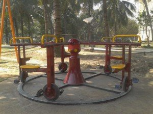 Multi Activity Play System Kids Cycle