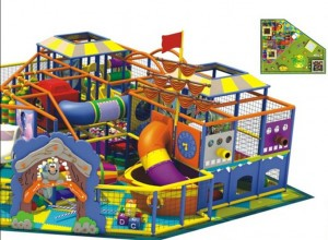 Indoor Ball House | Amusement Rides Supplier bangladesh