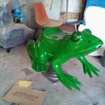 Frog Spring   Amusement Park Equipments