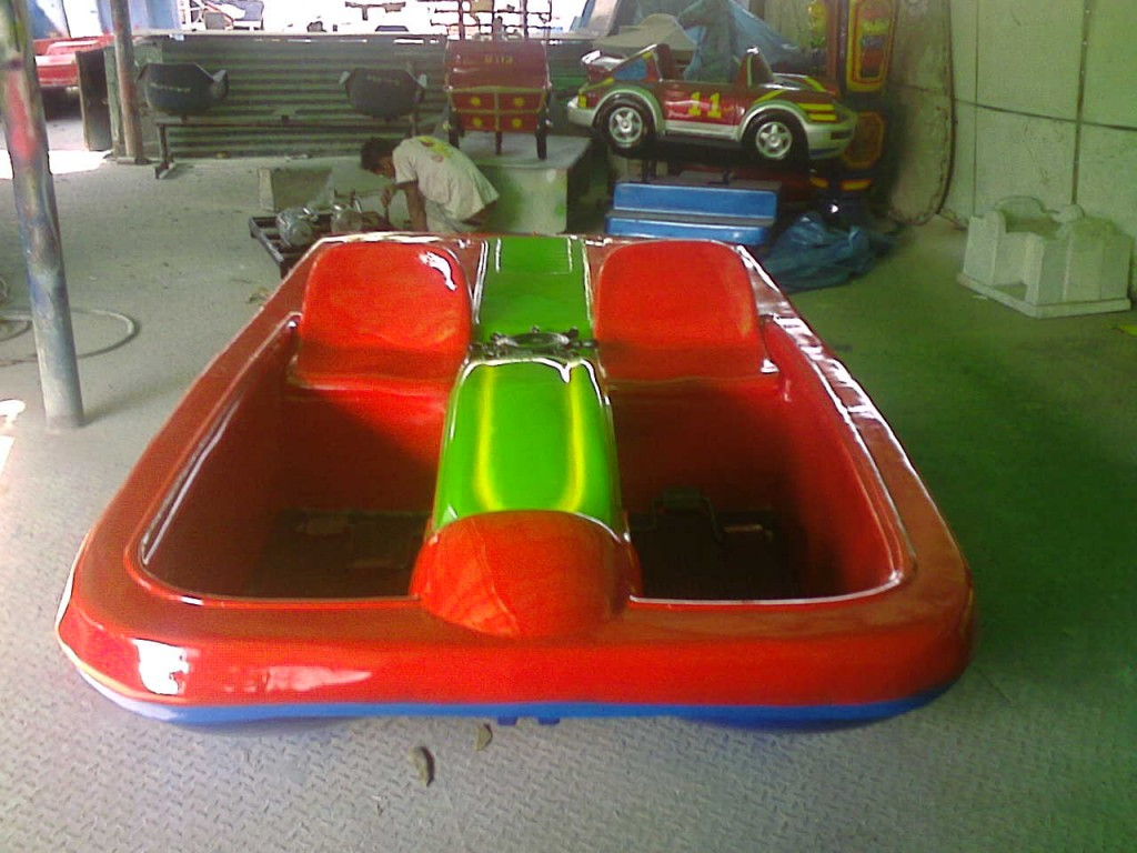 Paddle Boat | Amusement Park Manufacturer Bangladesh
