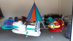 Fighter Plane | Amusement rides Manufacturer in bangladesh
