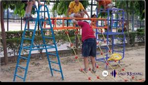 Playground Kidie | Amusement Park Equipment