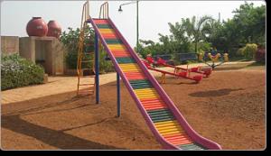 Amusement Park Manufacturer Raha Engineering Workshop  Raha Eng. Workshop 04 Slides