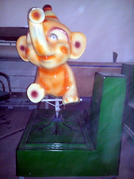 Elephant Kiddie Ride | Niribili Picnic Spot | Jessore | Amusement Park Manufacturer Bangladesh WWW.Rahaengineeringworkshop.com