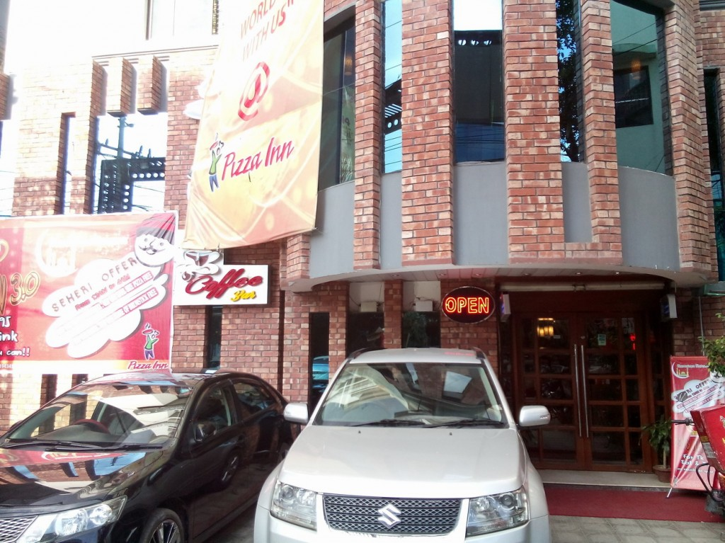 BallHouse | Pizza In | Gulshan Branch