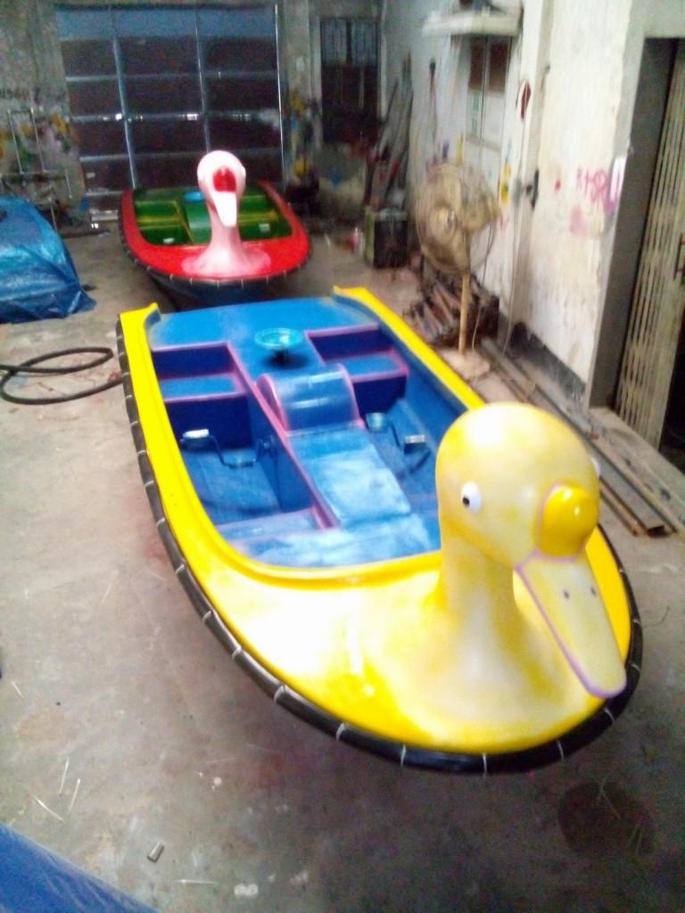 Paddle Boat | Niribili Picnic Spot | Jessore | Picnic Spot Ride Manufacturer In Bangladesh