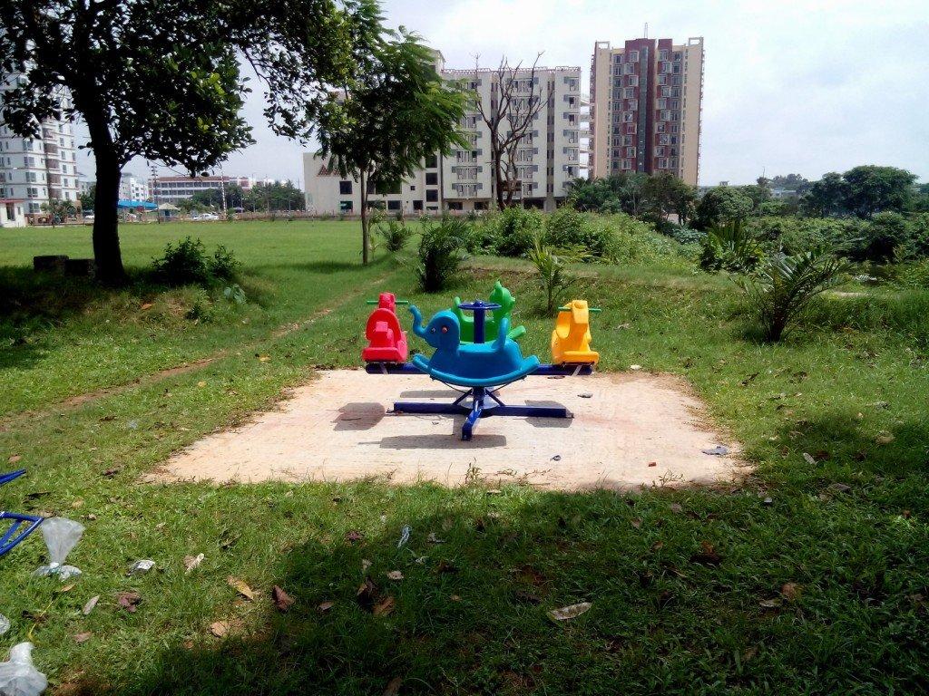 Merry Go Round | Playground Equipment Manufacturer In Bangladesh