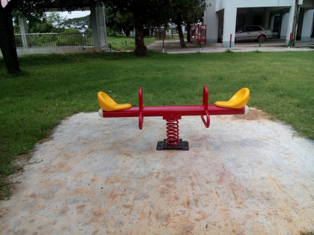 Sea Saw | Playground Equipment Manufacturer In Bangladesh