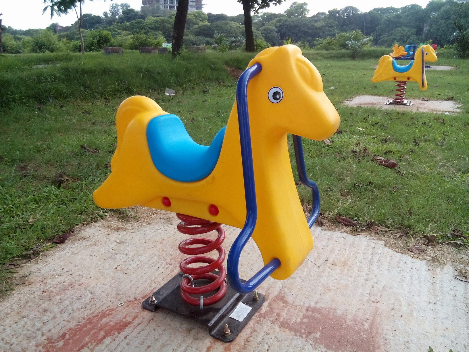 Playground Equipment Mirpur Cantonment