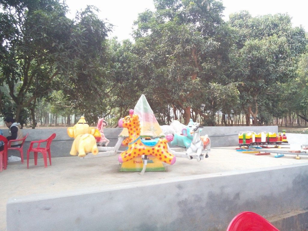 Amusement & Theme Park Ride Manufacturer From Bangladesh