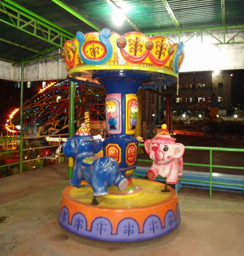 Elephant Go Round | Modern amusement equipment in Bangladesh