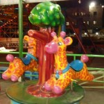 Zebra Go Round | Amusement Ride Manufacturers
