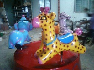 Three in One Kiddie Ride | Theme Park Equipment Manufacturer bangladesh bnagladesh