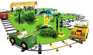 Country cross Car | Amusement Park Equipments