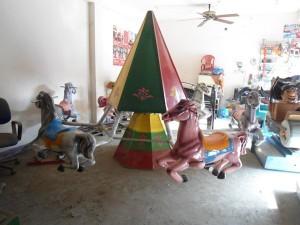 Merry Go Round | High Quality Amusement Park Equipments