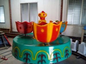 Flower Cup | Amusement Park Manufacturer