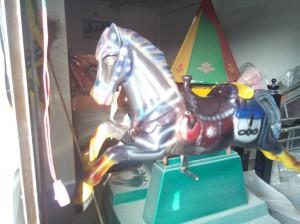 Big Horse Kiddie Ride | Amusement Park Machines Manufacturer in Bnagladesh