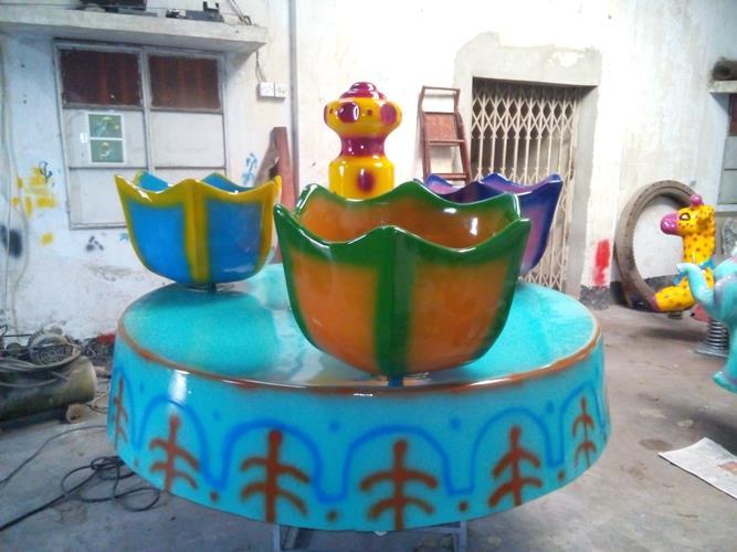 Amusement Park Manufacturer Raha Engineering Workshop