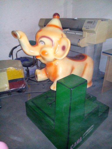 Elephant Kiddie Ride | Kids Park Rides Bangladesh