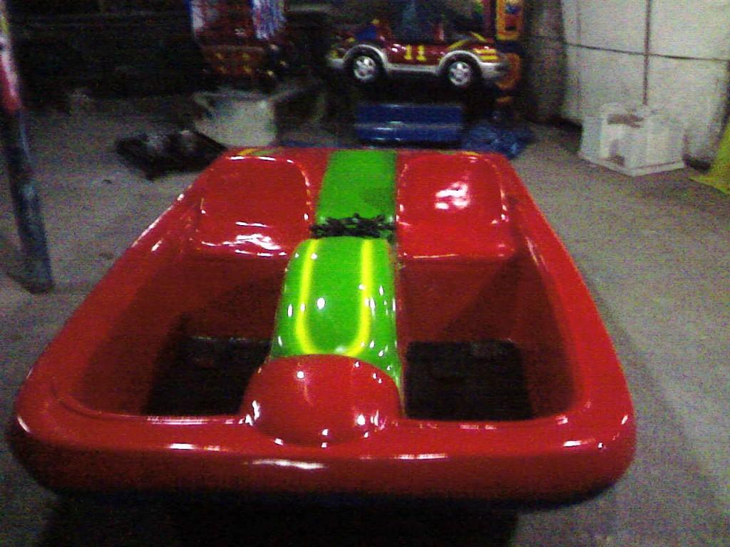 Paddle Boat | Amusement Park Manufacturer Bangladesh