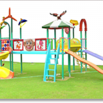 Multi Activity play Systems   Amusement Rides Supplier