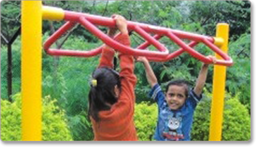 Playground Fitness | Outdoor