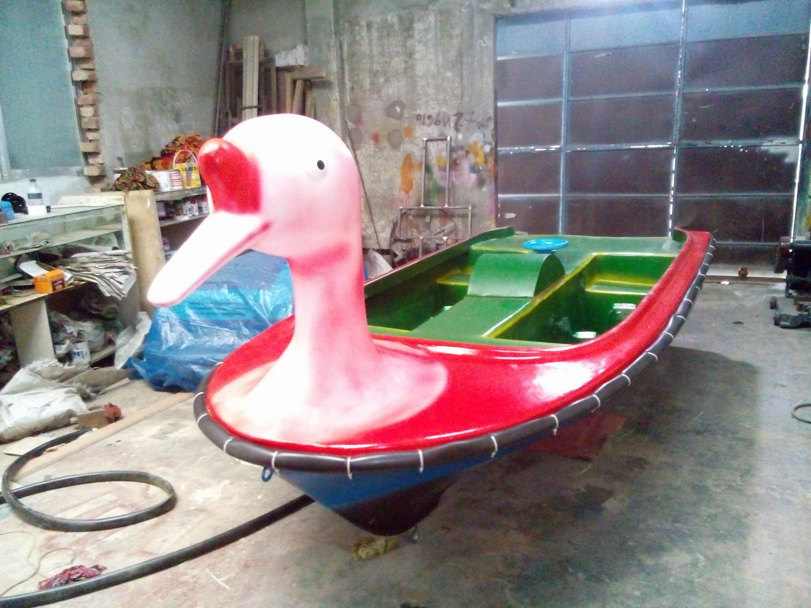 Paddle Boat | Picnic Spot Rides Manufacturer