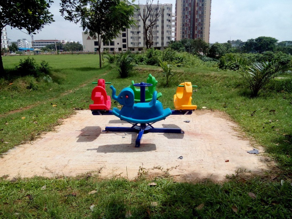 Merry Go Round | Playground Equipment Manufacturer In Bangladesh