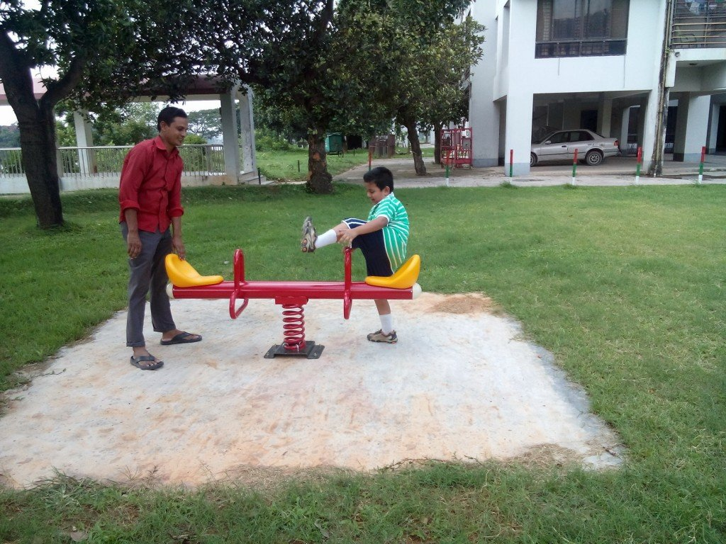 Sea Saw | Playground Equipment Manufacturer In Bangladesh