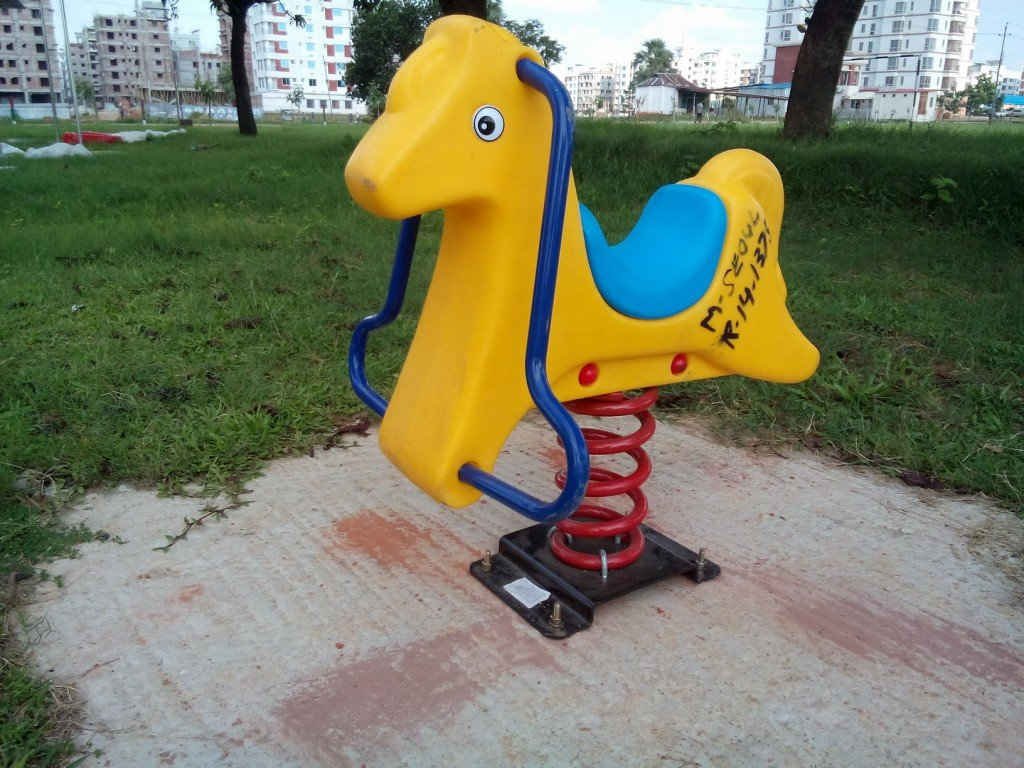 Horse Spring | Playground Equipment Manufacturer In Bangladesh