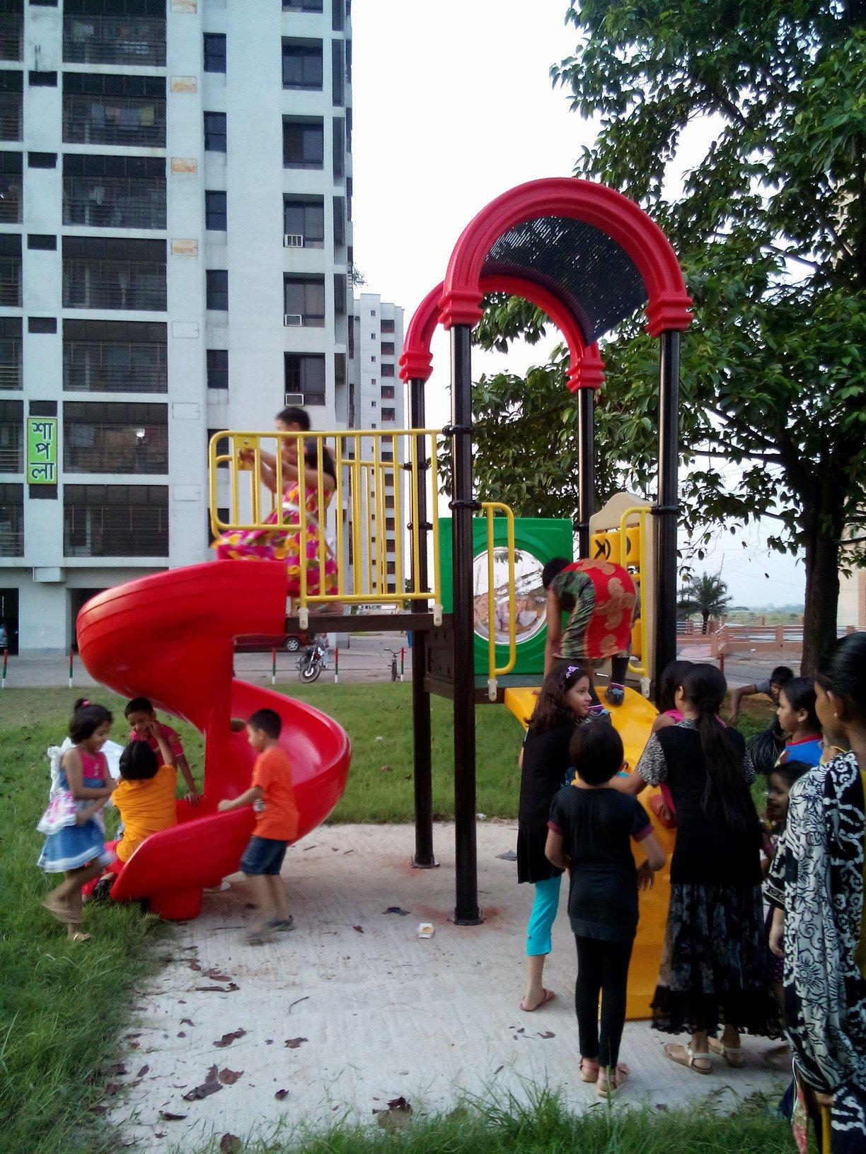 Multi Activity Play System   Playground Equipment Manufacturer In Bangladesh