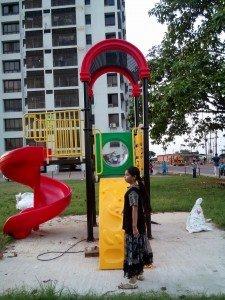 Multi Activity Play System | Playground Equipment Manufacturer In Bangladesh