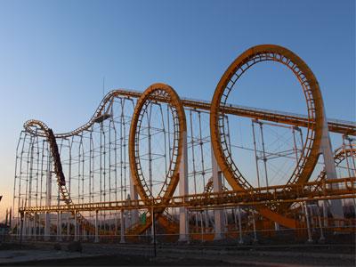 6-loop-roller-coaster-ride-supplier